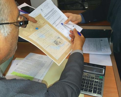 مشاوره غیر حضوری دفترخانه1152
